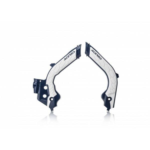 Scuturi moto Acerbis Protectii Moto Cadru X-Grip Husqvarna TC/TC White/Blue 19-20