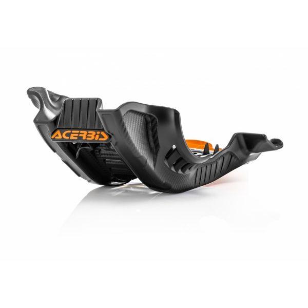 Scuturi moto Acerbis Scut Motor KTM EXC-F 250/350 Black 2020