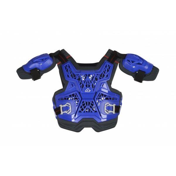 Protectii MX-Enduro Copii Acerbis Protectie Moto Piept Copii Gravity MX Blue