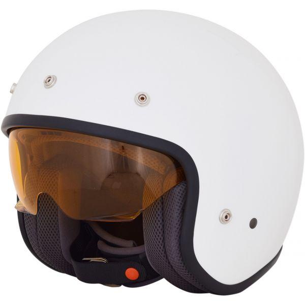 Casti Moto Jet (Open Face) AFX Casca Moto Jet/Open Face FX-142 White 2021