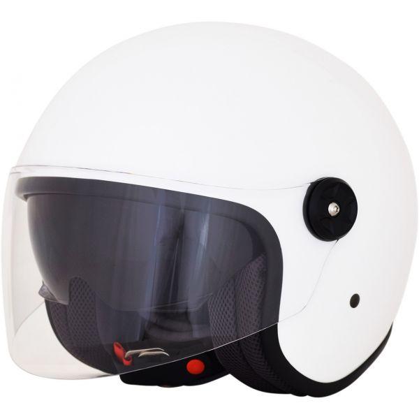 Casti Moto Jet (Open Face) AFX Casca Moto Jet/Open Face FX-143 White 2021
