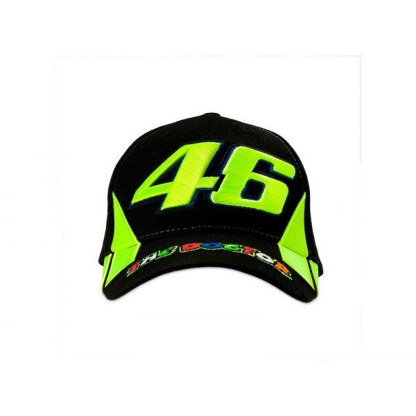 Sepci VR46 Sapca Rossi VRMCA351204 Race Negru