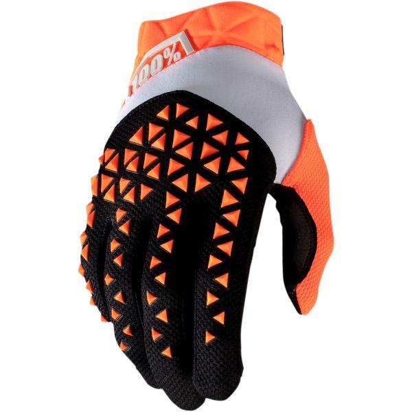 100 la suta Manusi Airmatic Orange/Black 2020