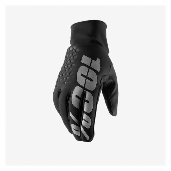 Manusi MX-Enduro 100 la suta Manusi Moto MX Hydromatic Brisker Black 2021