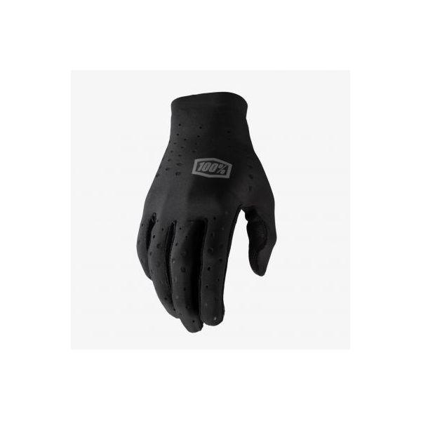 Manusi MX-Enduro 100 la suta Manusi Moto MX Sling Black 2021