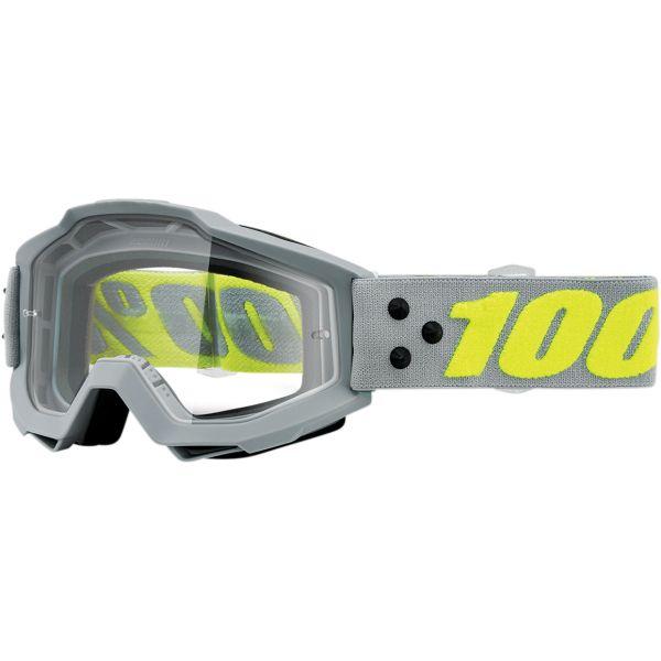 Ochelari MX-Enduro 100 la suta Ochelari Accuri Berlin Mirror Silver Lens