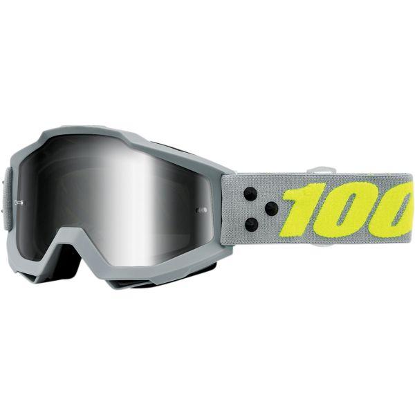 100 la suta Ochelari Accuri Berlin Mirror Silver Lens