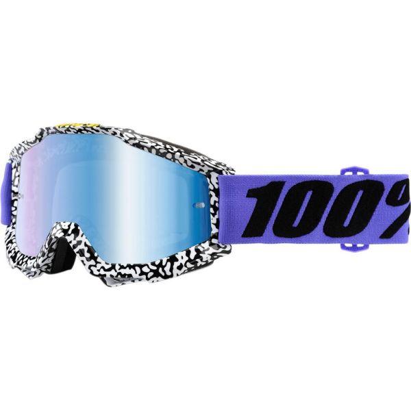 Ochelari MX-Enduro 100 la suta Ochelari Accuri BRENTWD MIR BL