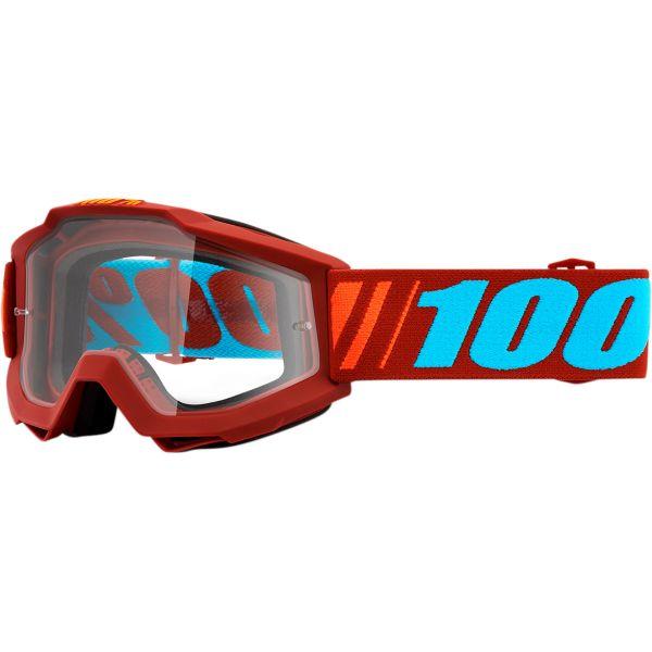 Ochelari MX-Enduro 100 la suta Ochelari Accuri Dauphine Clear Lens