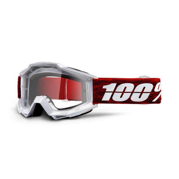 Ochelari MX-Enduro 100 la suta Ochelari Accuri GRAHAM CLEAR