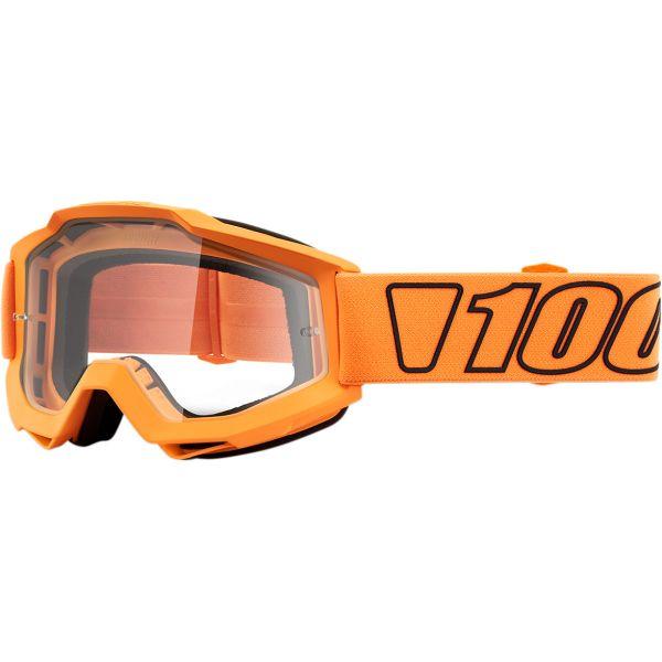 Ochelari MX-Enduro 100 la suta Ochelari Accuri Luminari Clear Lens