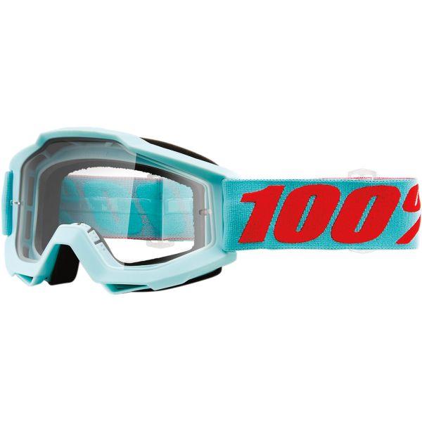 Ochelari MX-Enduro 100 la suta Ochelari Accuri MALDIVES CLEAR