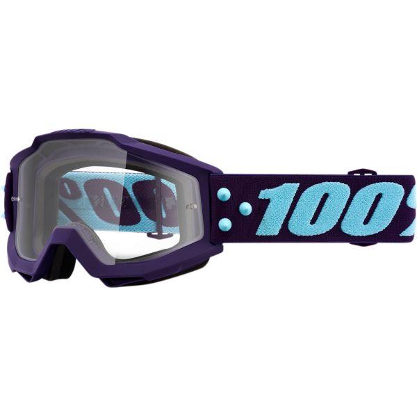 Ochelari MX-Enduro 100 la suta Ochelari Accuri Maneuver Clear Lens