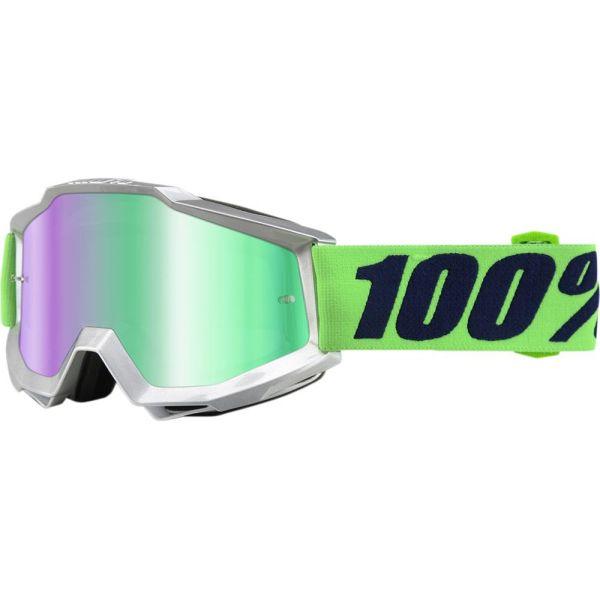 Ochelari MX-Enduro 100 la suta Ochelari Accuri  NOVA MIR GN