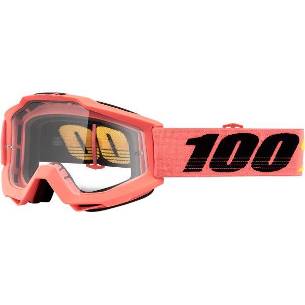 Ochelari MX-Enduro 100 la suta Ochelari Accuri Rogen Clear 2020