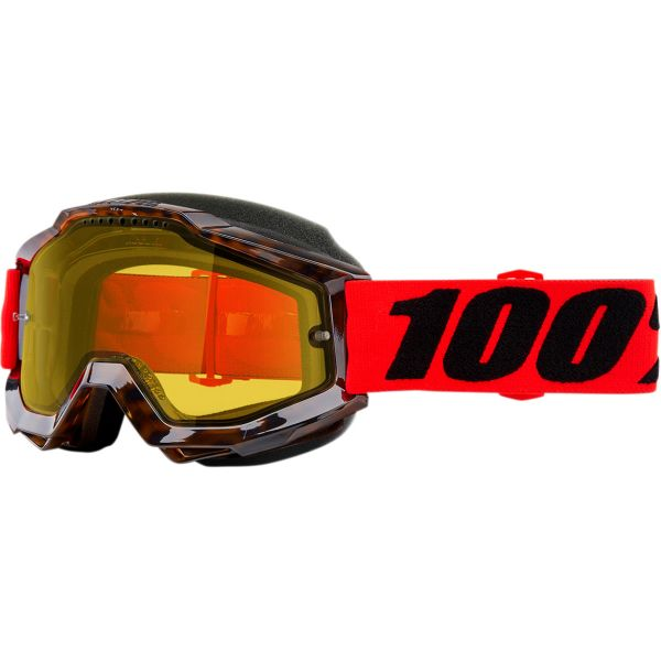 Ochelari Snowmobil 100 la suta Ochelari Accuri Snow VNDOME DL YL