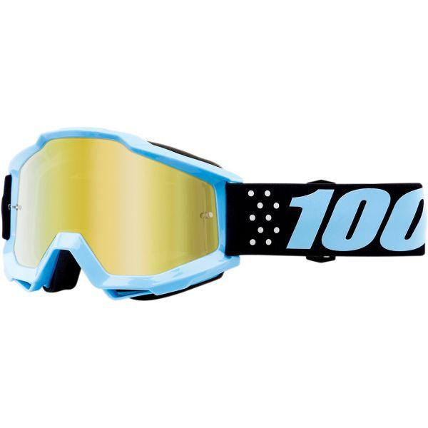 Ochelari MX-Enduro 100 la suta Ochelari Accuri TAICHI MIR/GLD