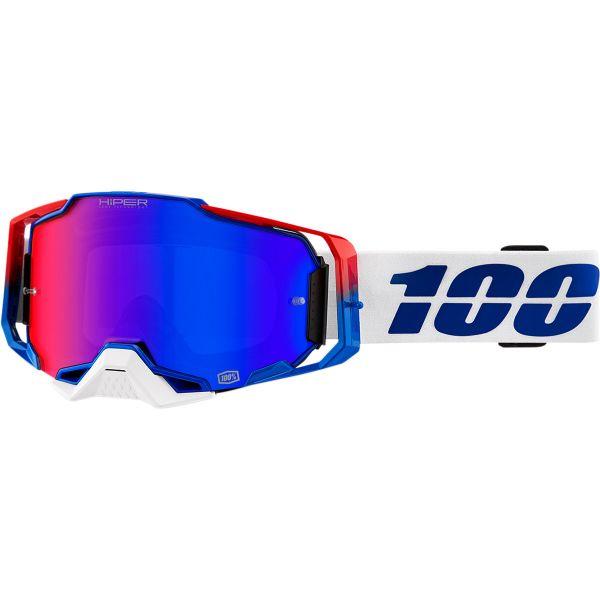 Ochelari MX-Enduro 100 la suta Ochelari MX  Armega Genesis Mirror Lens