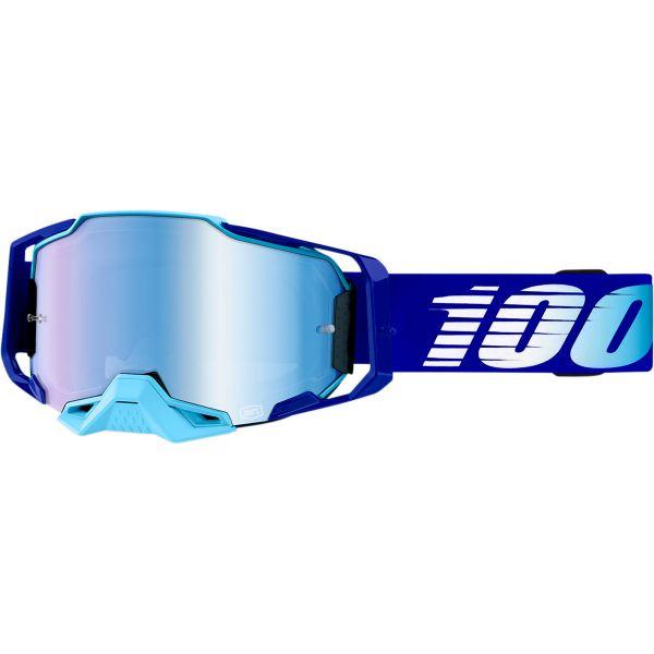 Ochelari MX-Enduro 100 la suta Ochelari MX  Armega Royal Mirror Lens