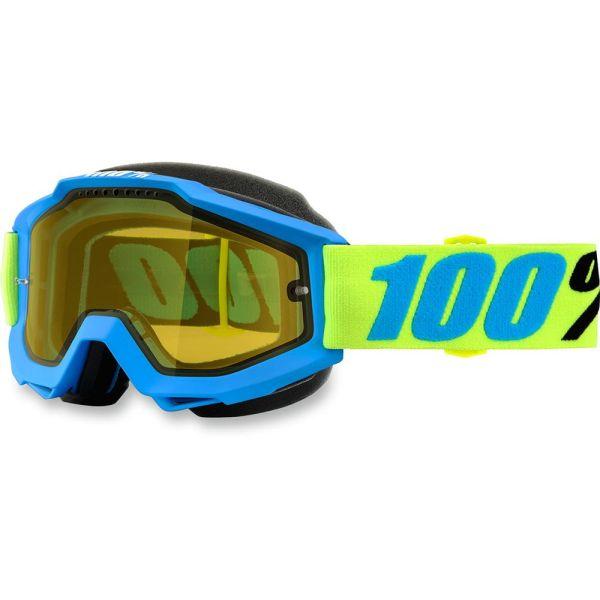 Ochelari Snowmobil 100 la suta Ochelari Accuri  Snow BEL/YL
