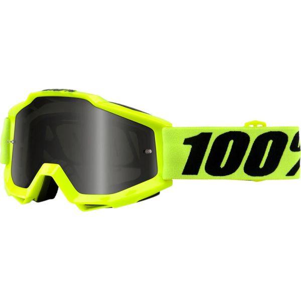Ochelari MX-Enduro 100 la suta Ochelari Accuri  SAND YL/GR SK