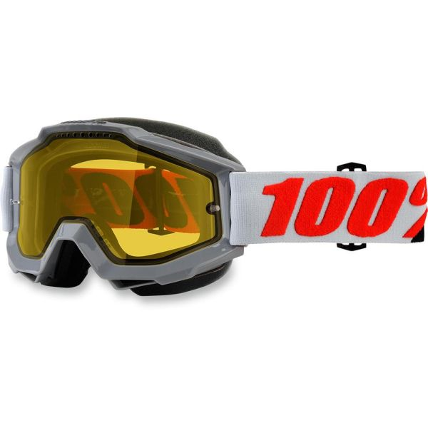 Ochelari Snowmobil 100 la suta Ochelari Accuri  Snow SOL/YL