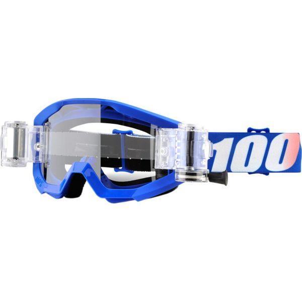 Ochelari MX-Enduro 100 la suta Ochelari Strata SVS NAT/CR