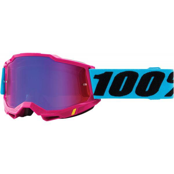Ochelari MX-Enduro 100 la suta Ochelari MX  Accuri 2 Lefleur Mirror Lens