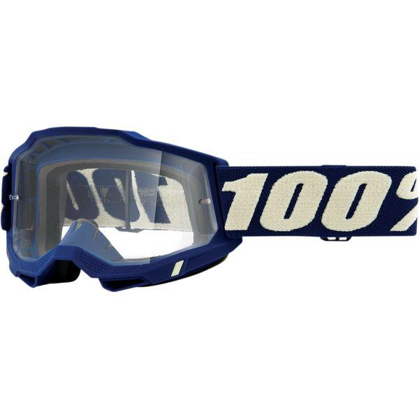 Ochelari MX-Enduro 100 la suta Ochelari MX  Accuri 2 Marine Clear Lens