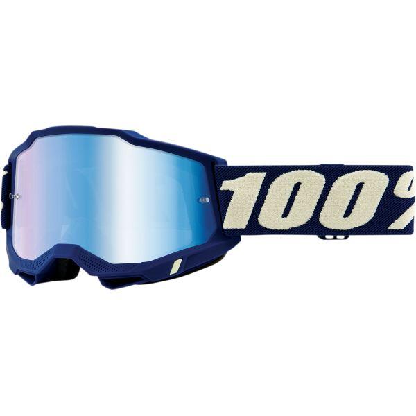 Ochelari MX-Enduro 100 la suta Ochelari MX  Accuri 2 Marine Mirror Lens