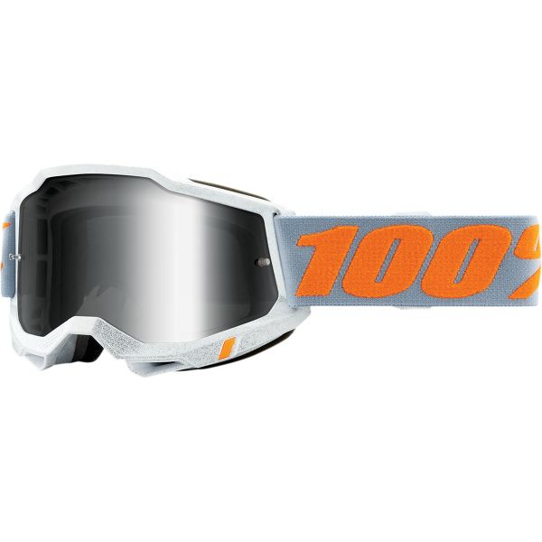 Ochelari MX-Enduro 100 la suta Ochelari MX  Accuri 2 Speedoco Mirror Silver Lens