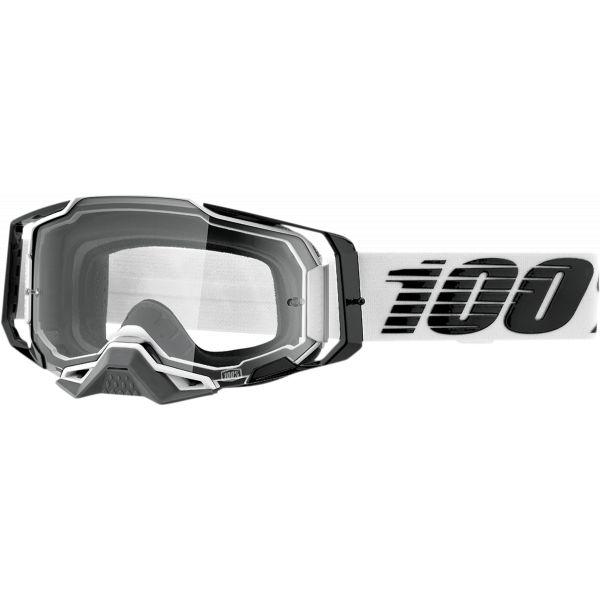 Ochelari MX-Enduro 100 la suta Ochelari MX  Armega Atmos Clear Lens