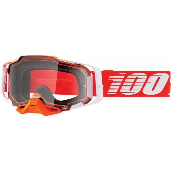 Ochelari MX-Enduro 100 la suta Ochelari MX  Armega Regal Clear Lens