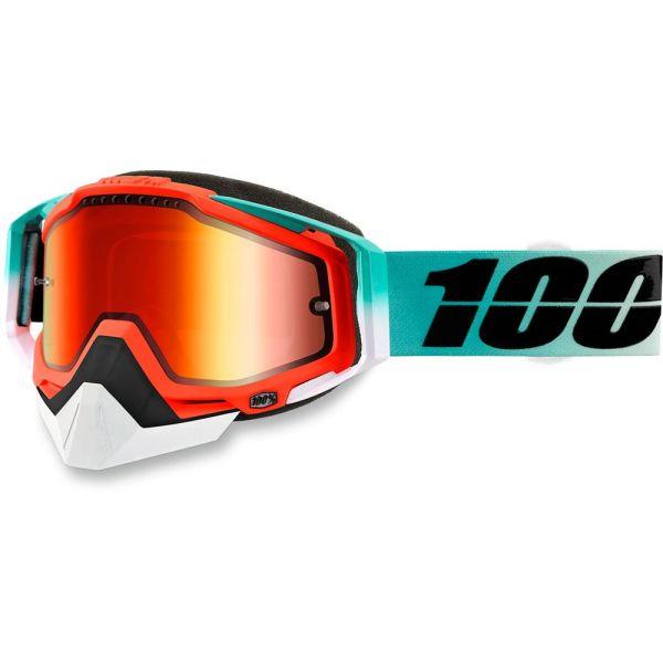 Ochelari Snowmobil 100 la suta Ochelari Racecraft Snow CB/M RD