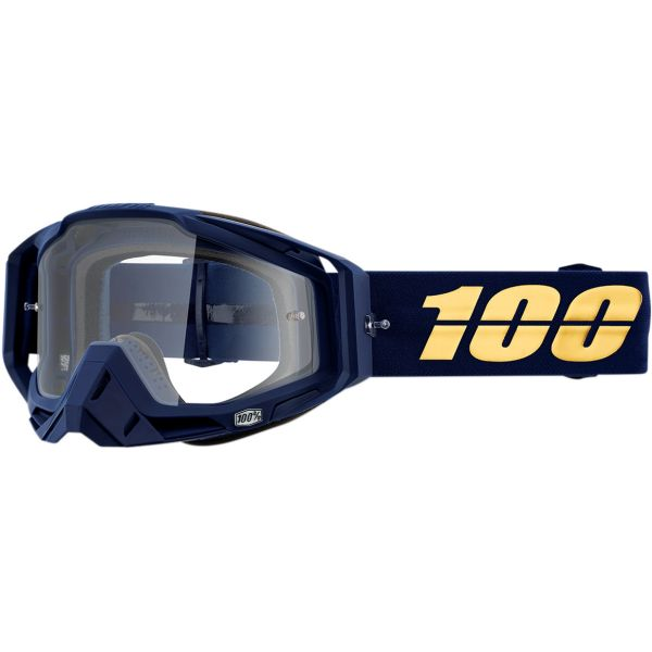 100 la suta Ochelari Racecraft Bakken Clear Lens