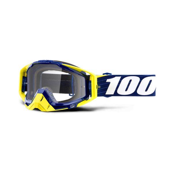 Ochelari MX-Enduro 100 la suta Ochelari Racecraft BIBAL/NVY CLR