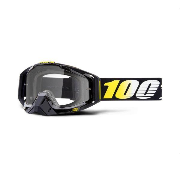 Ochelari MX-Enduro 100 la suta Ochelari Racecraft COSMOS99 CLR