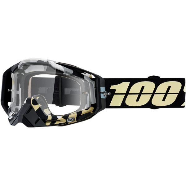 100 la suta Ochelari Racecraft Ergoflash Clear Lens