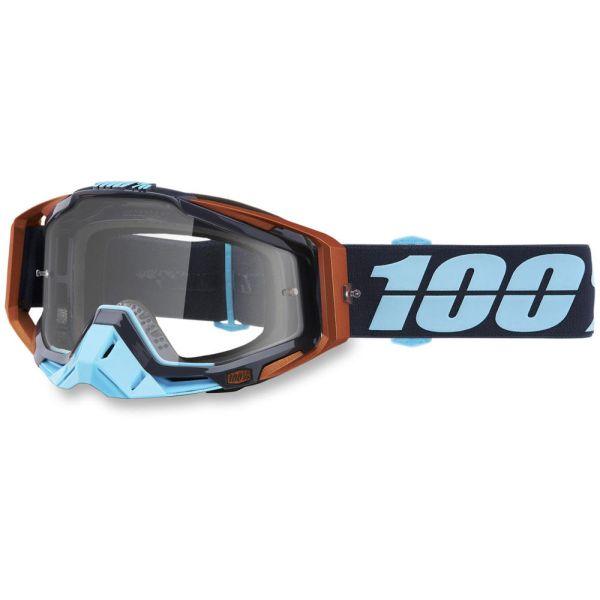 Ochelari MX-Enduro 100 la suta Ochelari Racecraft ERGONO CL