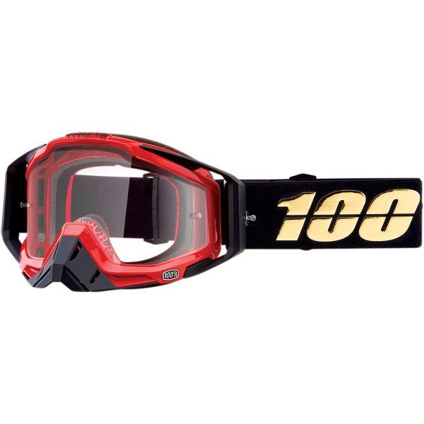Ochelari MX-Enduro 100 la suta Ochelari Racecraft HOT ROD CLR
