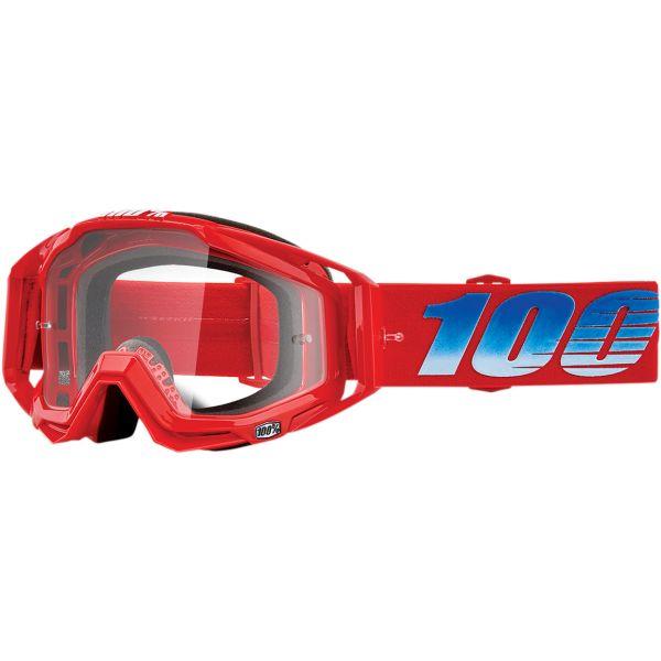 Ochelari MX-Enduro 100 la suta Ochelari Racecraft Kurikian Clear Lens