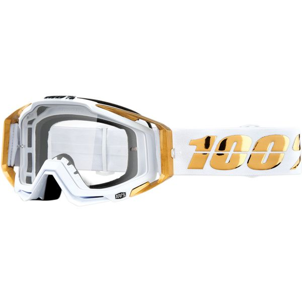 Ochelari MX-Enduro 100 la suta Ochelari Racecraft LTD Clear Lens