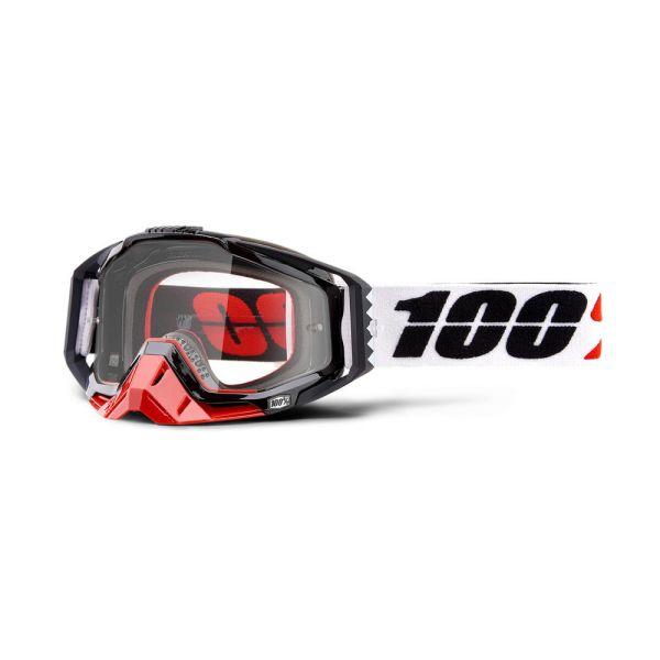 Ochelari MX-Enduro 100 la suta Ochelari Racecraft MARIGOT CLR