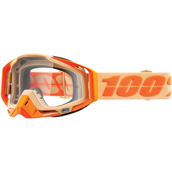 100 la suta Ochelari Racecraft Sahara Clear Lens