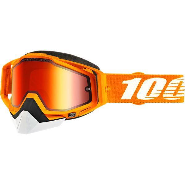 Ochelari Snowmobil 100 la suta Ochelari Racecraft Snow CRSH DL MIR RD