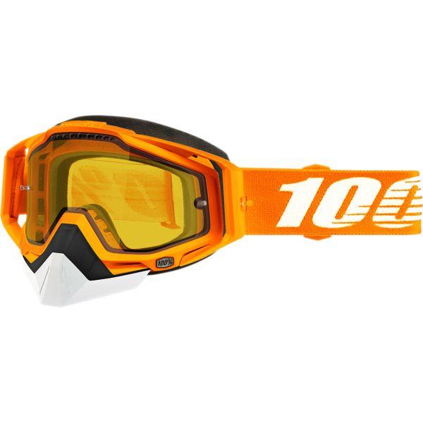 Ochelari Snowmobil 100 la suta Ochelari Racecraft Snow CRSH DL VNT YL