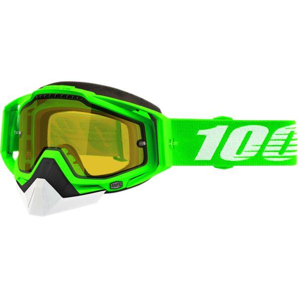 Ochelari Snowmobil 100 la suta Ochelari Racecraft Snow ORG2 DL VN YL