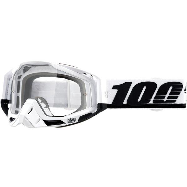 100 la suta Ochelari Racecraft Stuu Clear Lens