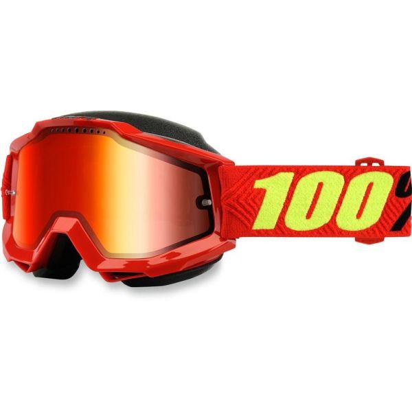 Ochelari Snowmobil 100 la suta Ochelari Accuri  Snow SA/MR RD
