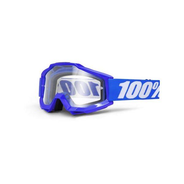 Ochelari MX-Enduro 100 la suta Ochelari Accuri  BL CL
